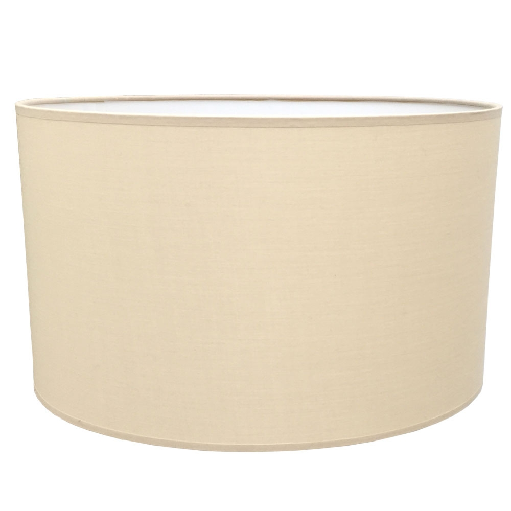 Drum Table Lampshade Sand